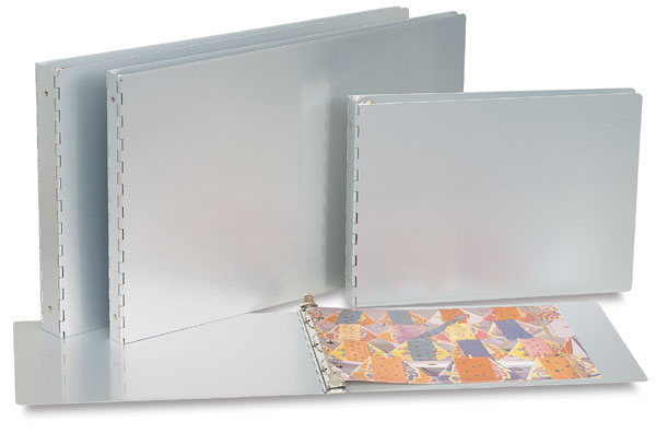 3-Ring Landscape Binders