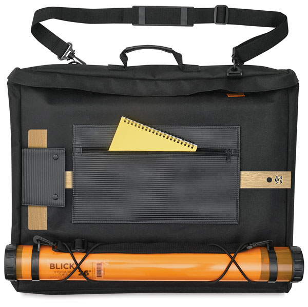 Start S2000 Softside Backpack Portfolio<br>(Additional Supplies Not Included)