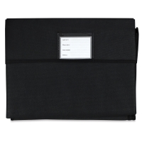 "Canvas and Frame Envelope, 40"" x 40"" (shown folded)"