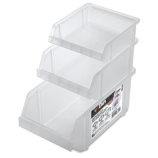 ArtBin Stacking Bins, Set of 3