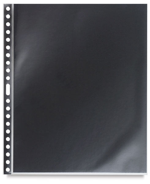Polypropylene Sheet Protector, Portrait