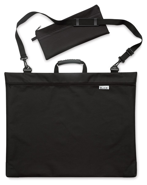 Softside Portfolio and Utility Case, Black