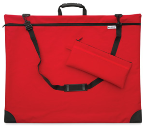 Softside Portfolio and Utility Case, Red