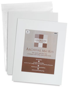 Archival Mat Kit