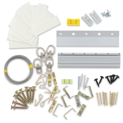 Picture and Poster Hanging Kit