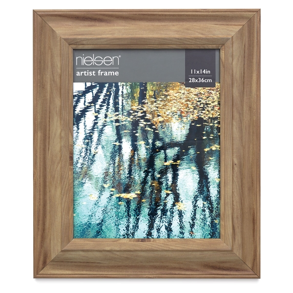 Coffee Barnwood Frame