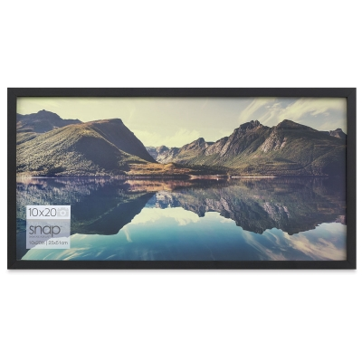 "Snap Digital Format Frame, 10"" x 20"""