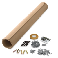 Logan Frame Backing Kit