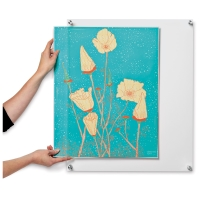 "Popster Single Panel Frame, 19"" × 23"", Artwork not included"