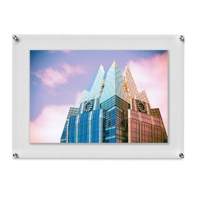 """Double Panel Frame, 23"""" × 33"""", Artwork not included"""