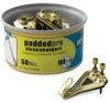 50 lb Capacity Hangers, Tidy Tin of 10