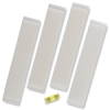 Hangman Canvas Board Hanging Tape with Level