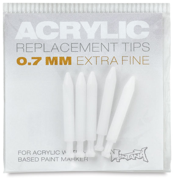 Replacement Nib, Pkg of 5, 0.7mm