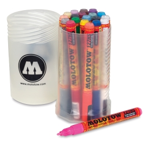Molotow One4All Acrylic Markers