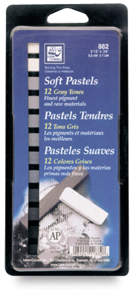 Set of 12 Graytones