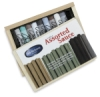Assorted Sauce 10-Color Crayon Set