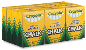 White Chalk, Pkg of 144
