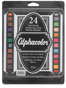 Basic Colors, Set of 24