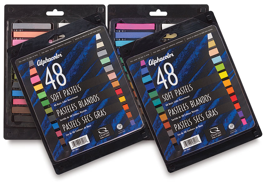 Basic Colors, Set of 48