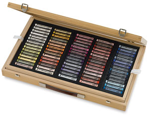 Set of 150, Assorted, Wood Box