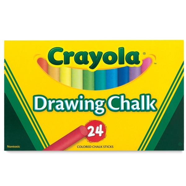 Box of 24 Chalks