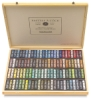 Landscape Colors Wooden Box, Set of 100, Full Sticks