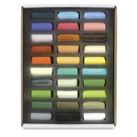 Landscape Colors, Set of 30, Half-Sticks