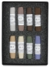 Set of 8, African American Portrait Colors