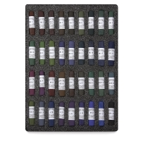 Dark Colors, Set of 36