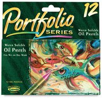 Portfolio Series Watersoluble Oil Pastels