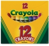 Regular Crayon Set, Set of 12