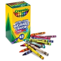 Set of 48, Regular Crayons