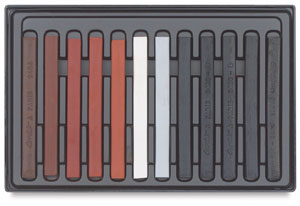 Set of 12 Sketching Colors