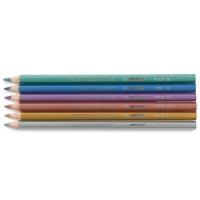 Superstick Colored Pencils, Set of 6