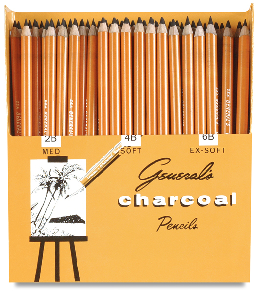 Box of 72 Assorted Pencils