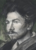 """Ezra Pound"" by Amal"