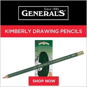 General's Kimberly Drawing Pencils