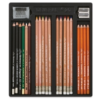 General's Drawing Pencil Set No. 20