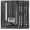 Charcoal Drawing Set