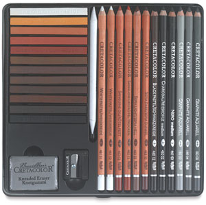 Creativo Drawing Set, with 27 Pieces