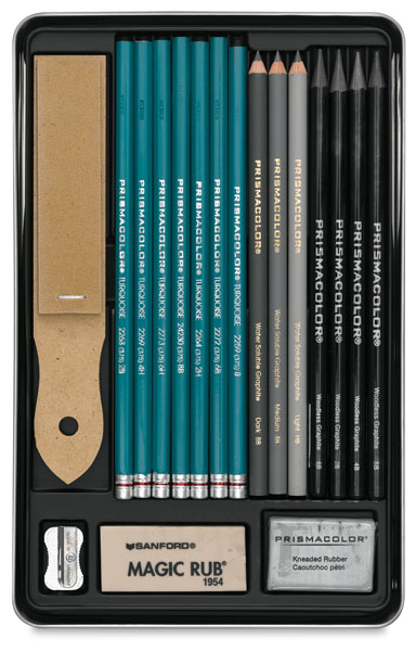 Graphite Drawing Set