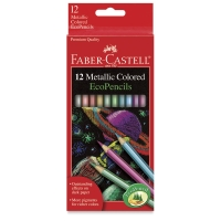 Faber-Castell Red Line Metallic Pencils