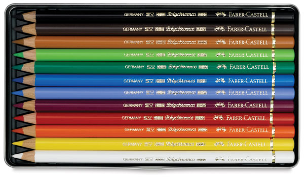 faber castell polychromos pencils blick art materials. Black Bedroom Furniture Sets. Home Design Ideas