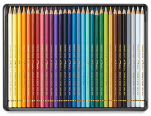 Pablo Colored Pencils, Set of 30