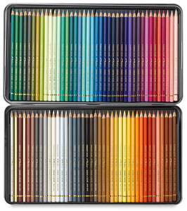 Pablo Colored Pencils, Set of 80