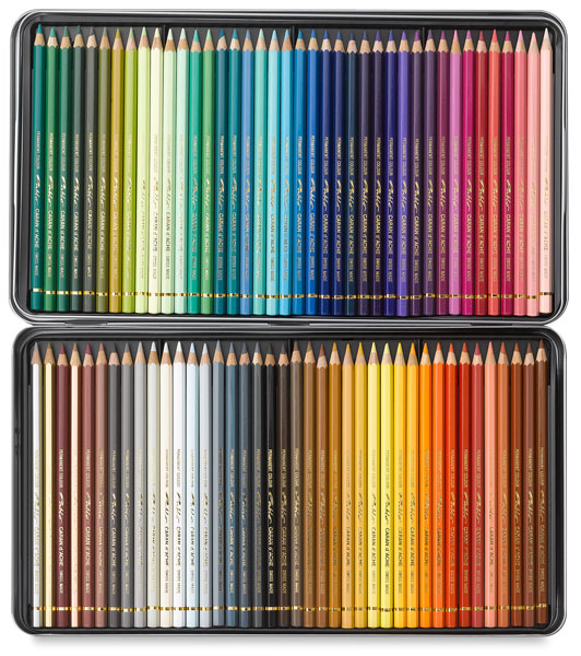 Caran D Ache Pablo Colored Pencils Set Of