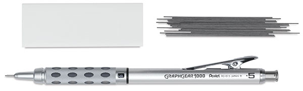 Graph Gear 1000 Pencil Set