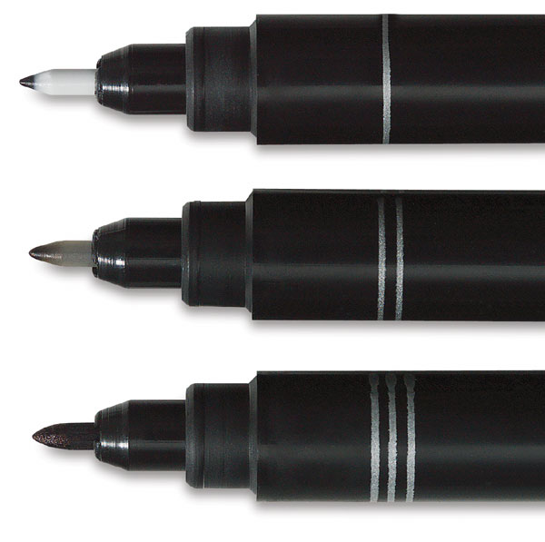 Pen with Regular Ink, Set of 3