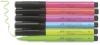 Neon Colors, Set of 6