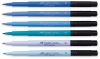 Shades of Blue, Set of 6